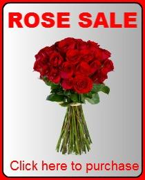 Rose Sale